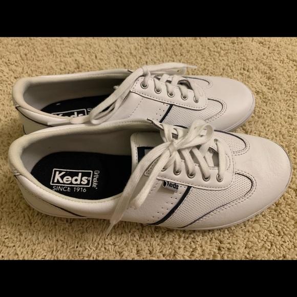 Keds Shoes   Womens Ortholite White